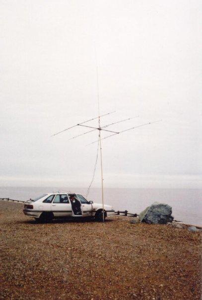 Spider beam :-( - Antennas - SOTA Reflector