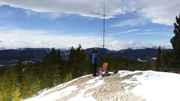 McLean Hill VHF contest