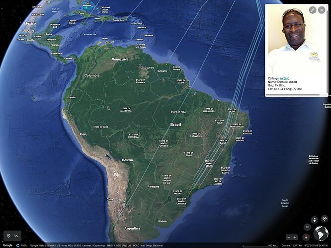 SouthAmericanContacts