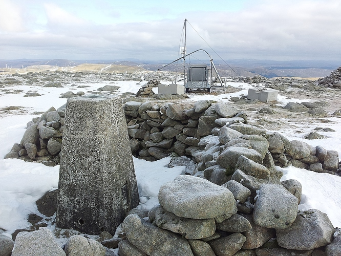 09 - Cairnsmore Summit