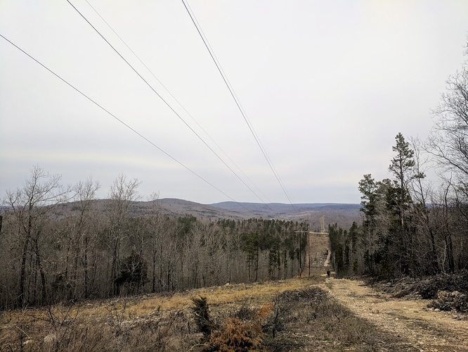 The powerline view