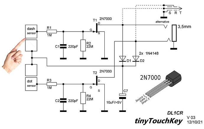 TinyTouchKey03