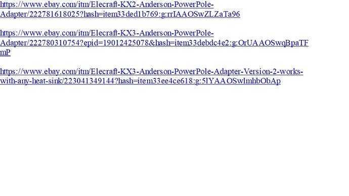 KX2%26KX3%20Anderson%20Power%20Pole%20Adapters