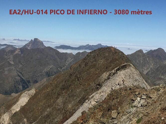 112 - Pico de Infierno Central