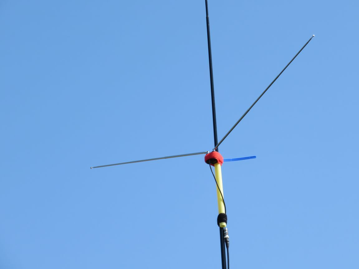 How To Mount A J Pole Antenna
