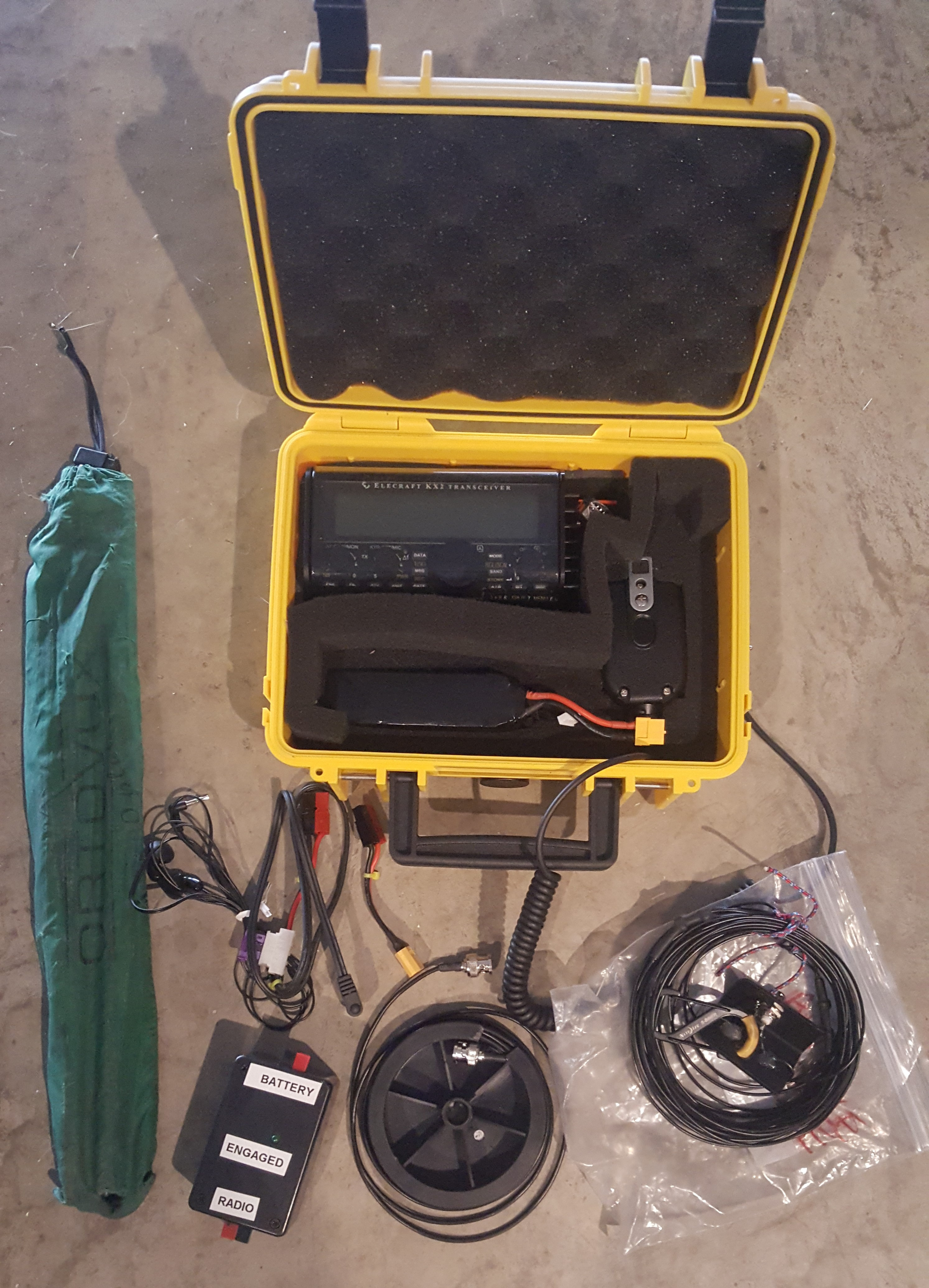 Show us your rig! - Equipment - SOTA Reflector