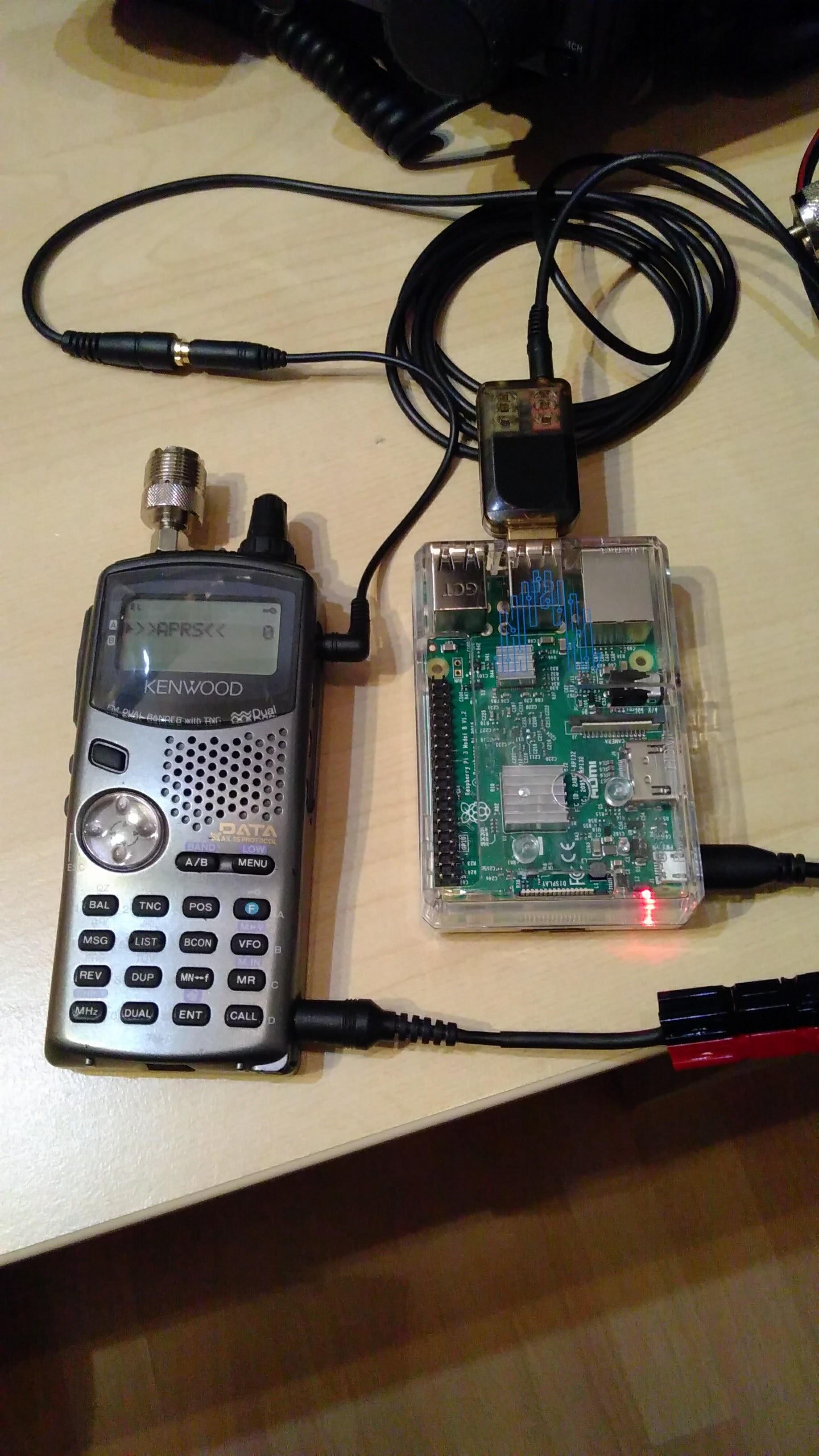 Portable SOTA APRS I-Gate - Third Party Software - SOTA Reflector