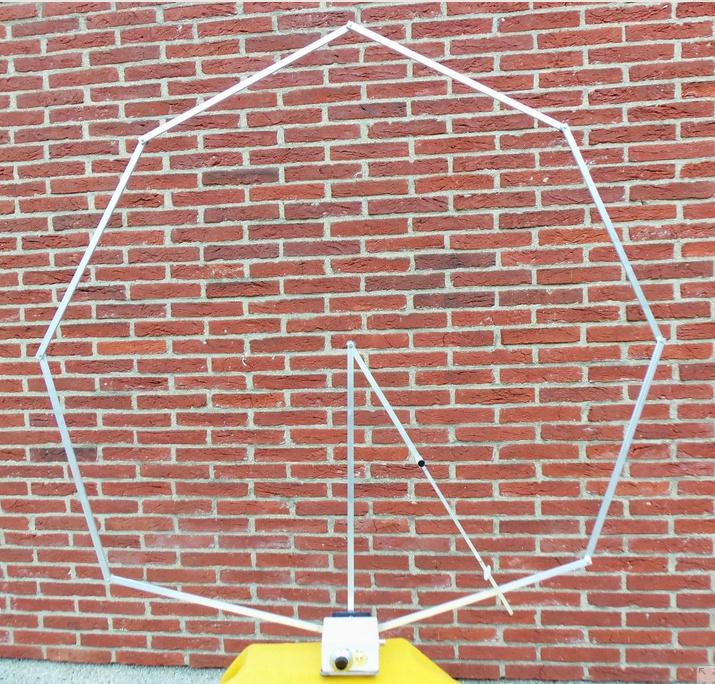Mag Loop antenna recommendations - Antennas - SOTA Reflector