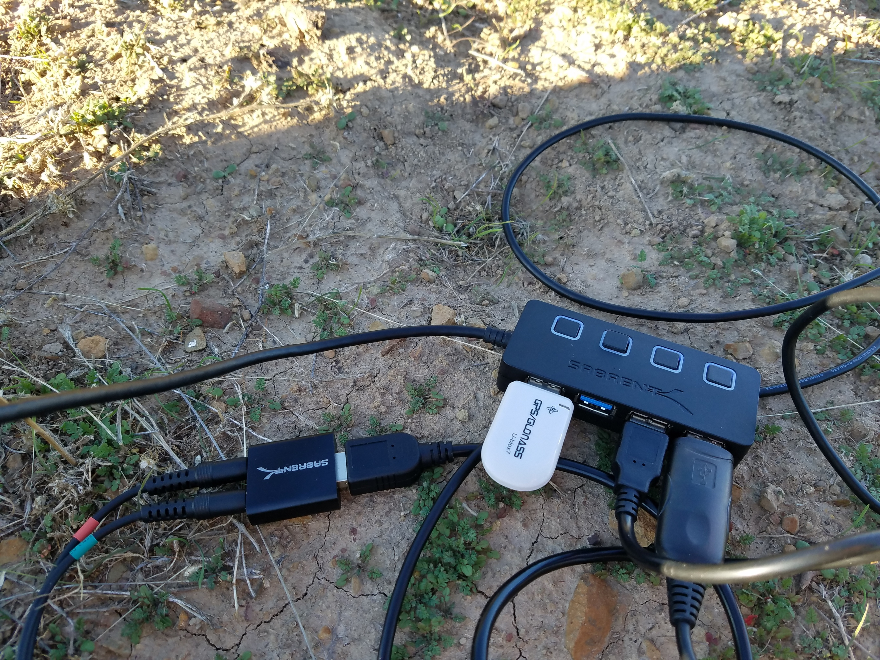 My FT8 SOTA setup - Equipment - SOTA Reflector