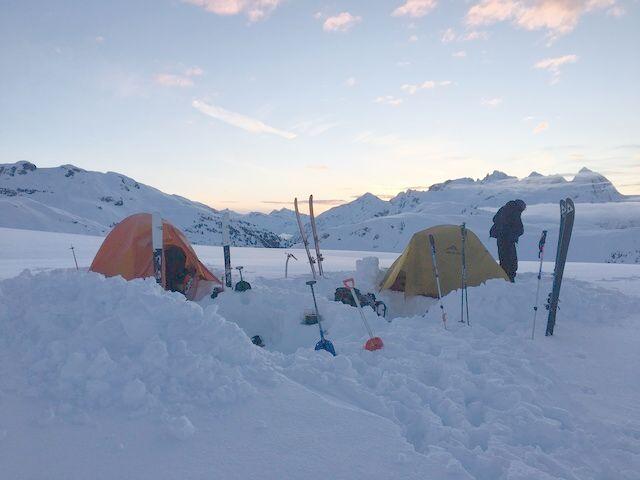 VA7JBE_Mt Garibaldi
