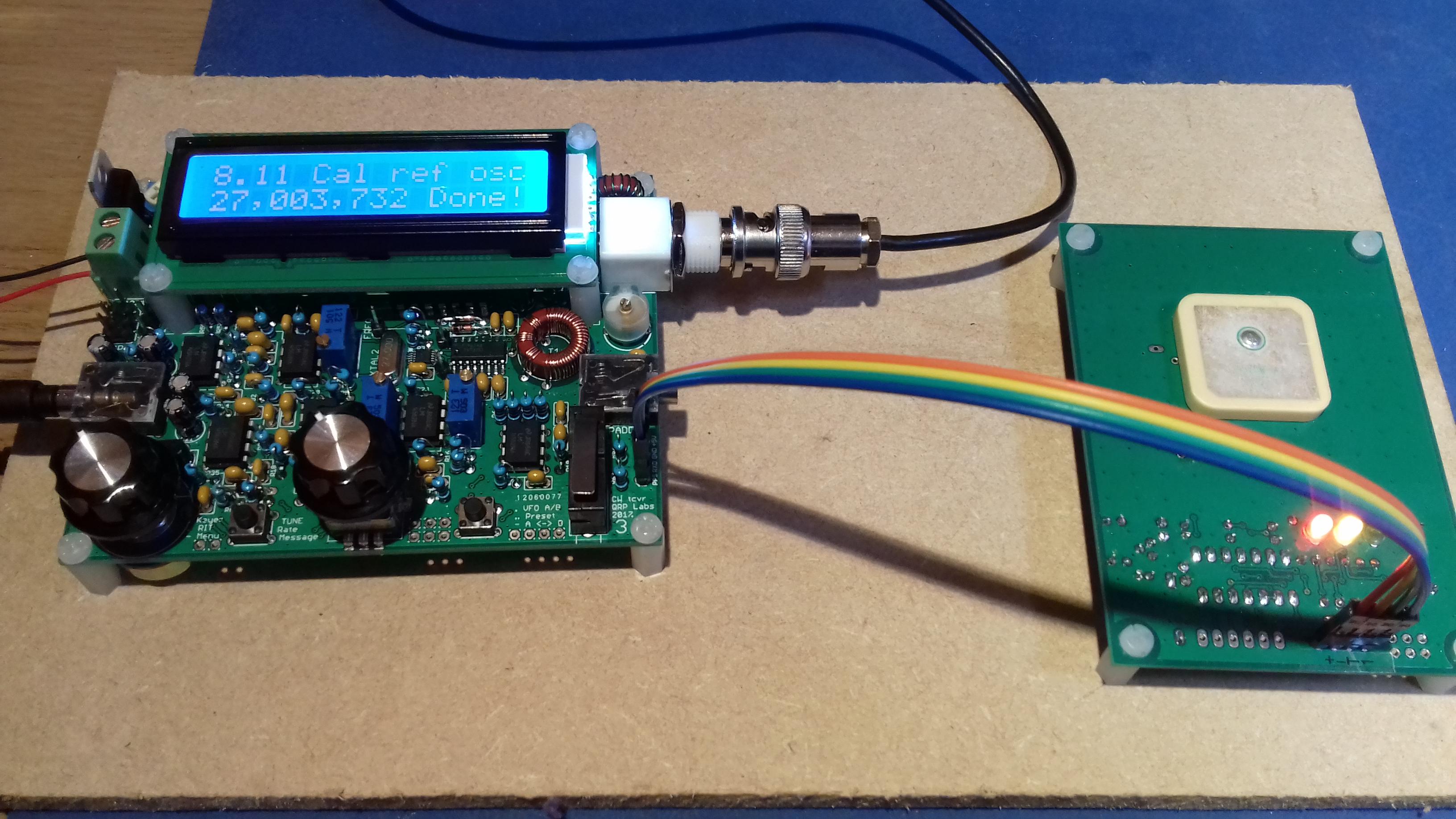 Qcx qrp rig - Radios & Power - SOTA Reflector